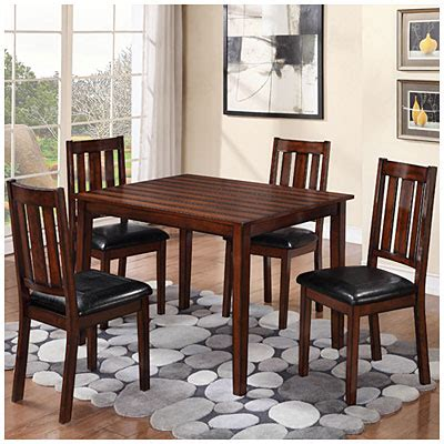 5 piece pub dining set