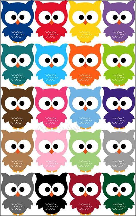 adorable owl printables ohh    cute