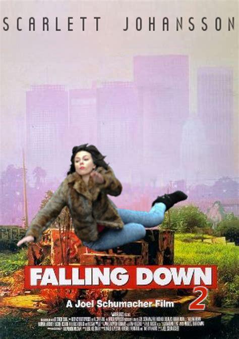 Scarlett Johansson Falling Down Meme - the bizarre story behind the scarlett johansson falling