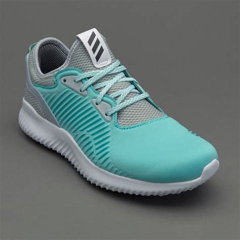 adidas womens alphabounce lux clear aquaftwr whiteclear grey womens shoes