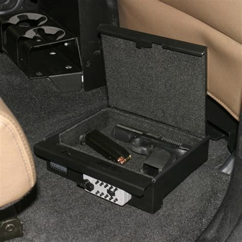 seat gun safe jeep wrangler jeep security how to hide your and valuables jk forum
