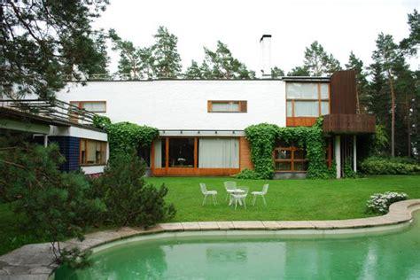 iconic house villa mairea  noormarkku finland  aino  alvar aalto