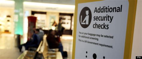 Secure Background Check Airport Security Developments In An Increasingly Risky World Gosimply