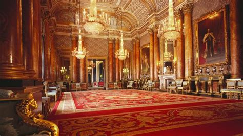 St James Bedroom Collection by Buckingham Palace Tour Summer Opening 2018