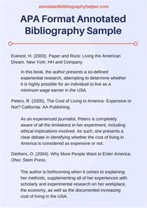 annotated bibliography template apa format our apa format annotated bibliography services annotated