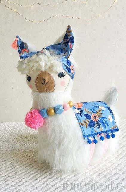 cute llama pattern 596 best gingercake images on pinterest plush sewing