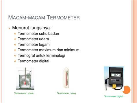 Termometer Ruang Digital suhu dan kalor
