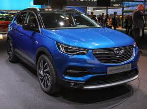 Why Is Opel Called Vauxhall Opel Grandland X