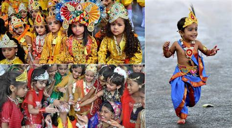 when is janmashtami in 2017 the indian express