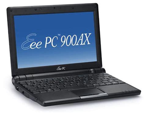 Monitor Netbook Asus Eee Pc asus eee pc 900ax netbook