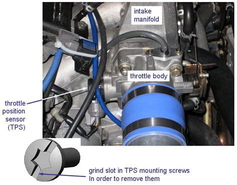 throttle position sensor problem honda tech honda