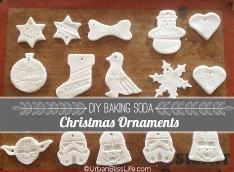 christmas decorations that you bake diy ornaments and craft ideas for starsricha