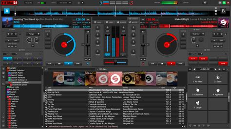 5 of the best virtual dj software for windows 10 virtual dj software virtualdj 8 user manual