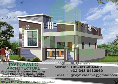 home naksha design online house elevation 3d view drawing house map naksha house