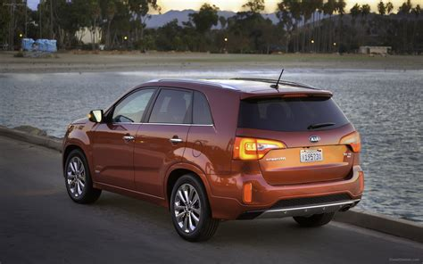 Kia Suvs 2014 Kia Sorento 2014 Widescreen Car Picture 31 Of 47