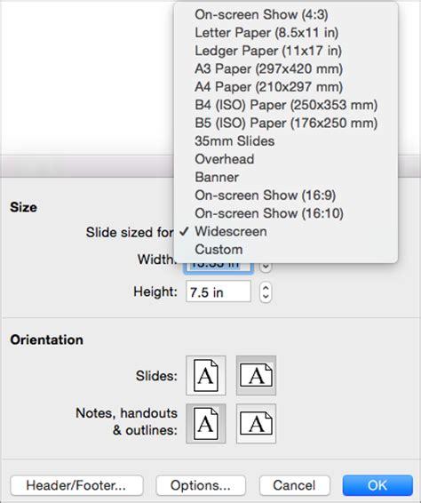 Powerpoint Template Size In Mm Briski Info Powerpoint Template Page Size