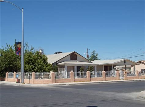 Rick Harrison House by Las Vegas Historical Harrison House Goes Green