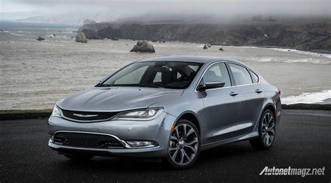 Marchionne Chrysler by Chrysler 200 Sedan Autonetmagz Review Mobil Dan Motor