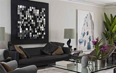18 Living Room Decorating Ideas Design And Decorating Black Sofa Living Room Ideas