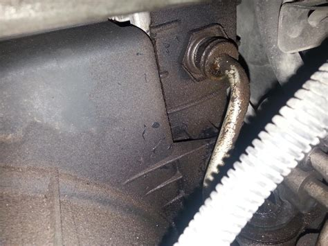 transmission cooler lines leaking gm forum buick autos post