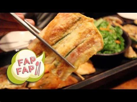 membuat pancake kimchi korean shabu shabu funnydog tv