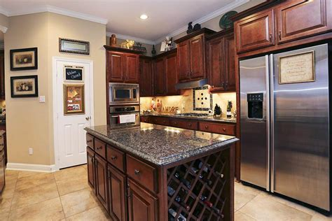 kitchen island wine rack 124 great kitchen design and ideas with cabinets islands