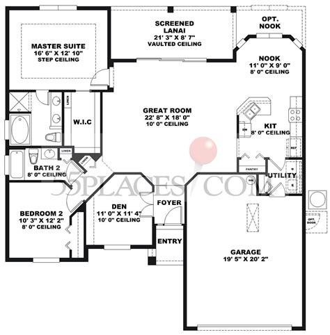devonshire floor plan devonshire floorplan 1552 sq ft legacy of leesburg