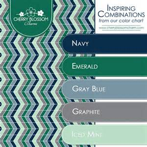 navy blue color combination inspiring color combinations navy emerald mint gray