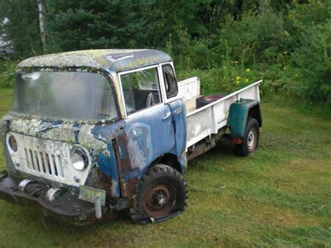Willys Jeep Fc 170 For Sale Fc150 Fc170 M677 Ewillys