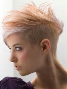 hair co or for two toned pixie two tone pixie hair colors hairstylegalleries com