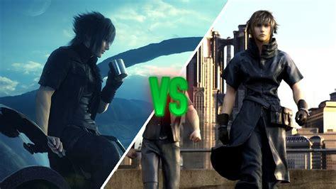 ff vs xv vs versus xiii
