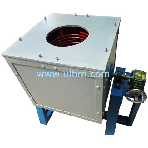 induction heating boiler induction melting furnace mf 50kg 1 united induction heating machine limited of china