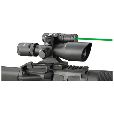 New Outdoor Sdventure Lasere Scope Bsa hq issue 2 5 10x40mm laser scope matte black 233624 laser sights at sportsman s guide