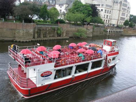 york boat view from the river ouse picture of york boat trips