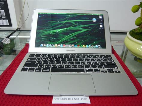 Macbook Air 116 Ssd 64 Gb Cycle Count 22 99 Like New Macbook Air 11 Inch สว สด คร บ