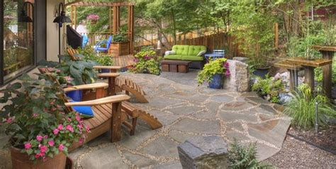 rustic landscaping ideas for a backyard rustic landscaping dos don ts landscaping network