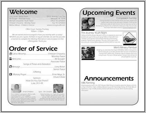 worship bulletin template church bulletin layout this is why church bulletin layout
