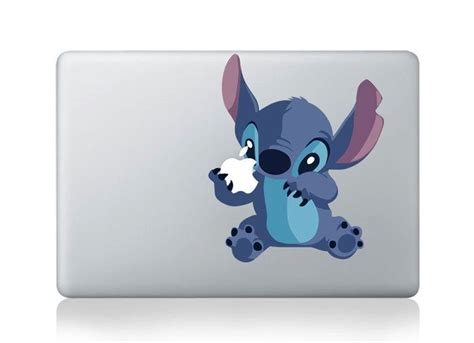 Stiker Lilo And Stitch Sticker Laptop Stiker Cutting lilo stitch laptop decal top 10 pins macbook stitches and apple mac