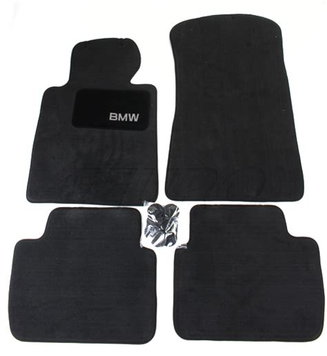 Bmw 323i Floor Mats by New Bmw Floor Mat Set Black 82111470424 323i 325ci 325i