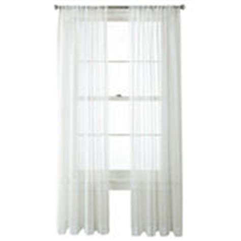 sheer window curtains clearance clearance white sheer curtains for window jcpenney