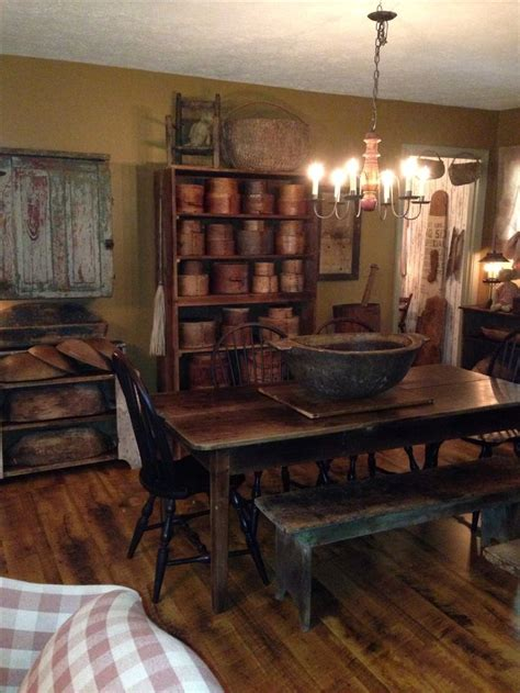primitive dining room furniture 315 best images about primitive and colonial dining rooms