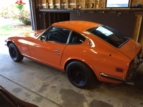Wheels Cool Classic Datsun 240z Silver new 71 240z owner introductions and rides the classic zcar club