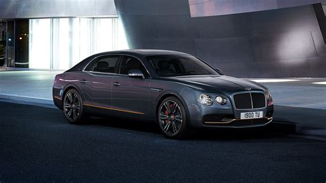 Spur Auto by 1 Of 100 Bentley Flying Spur Design Series Unveiled