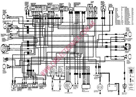 1986 honda rebel wiring harness diagram 1986 wiring