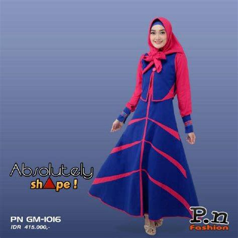 P N Fashion Gm 0903 gm by p n fashion jual busana muslim