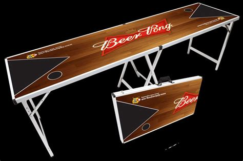 making a beer pong table games tailgating ideas