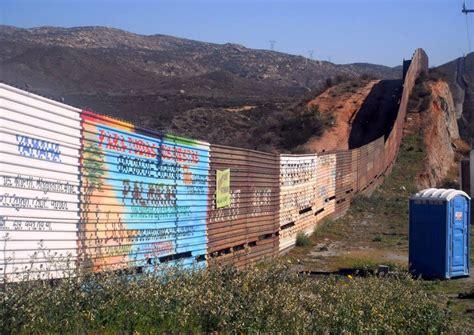 Usa Wall the mexico united states wall 187 gagdaily news
