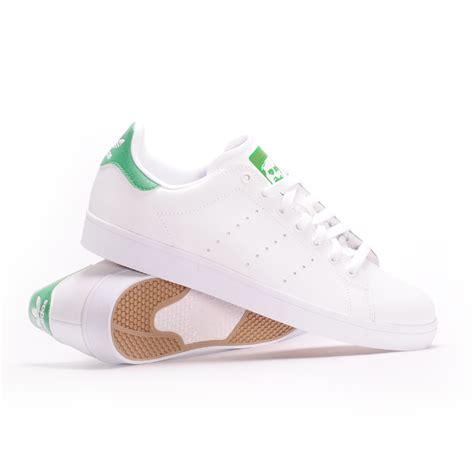 Adidas Stan Smit Vulc adidas stan smith vulc white white green s skate