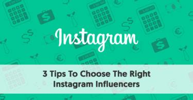 15 tips to help you choose the right visual content influencer marketing 1 platform agency influencer