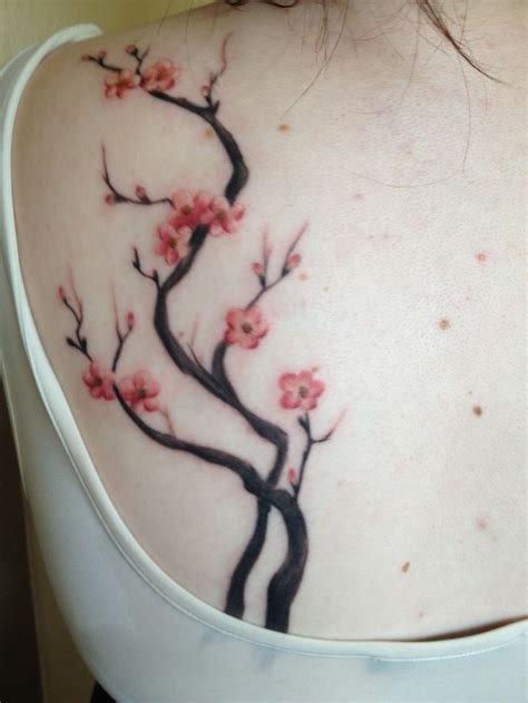 small cherry blossom tree tattoo 42 best images about cherry blossom on cherry